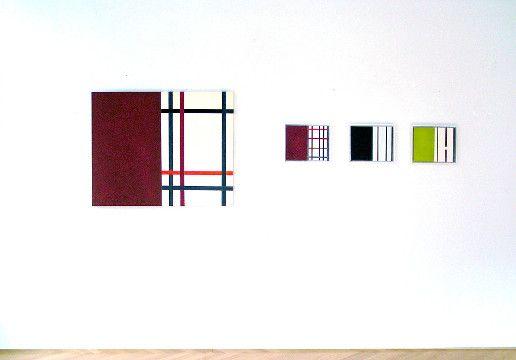 Ausstellungsansicht Stadtgalerie Villa Claudia, Feldkirch