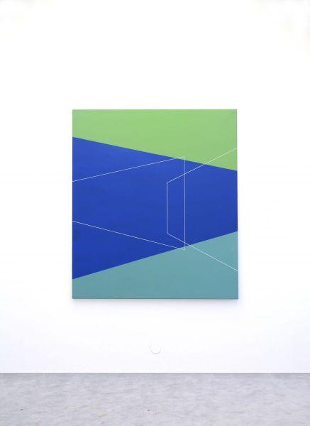 space-exhibition view-Künstlerhaus Bregenz-painting